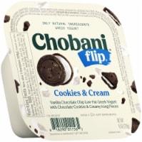Chobani® Flip® Cookies & Cream Low-Fat Greek Yogurt - 5.3 oz