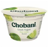 Chobani Key Lime Blended Greek Yogurt