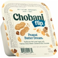 Chobani Flip Peanut Butter Dream Low-Fat Greek Yogurt