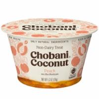 Chobani Coconut Peach Non-Dairy Blend