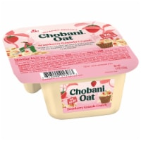 Chobani Strawberry Granola Crunch Oat Blend