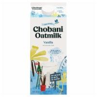 Chobani Vanilla Oat Drink