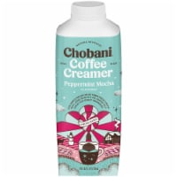 Chobani Peppermint Mocha Coffee Creamer