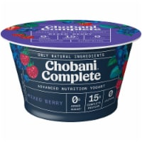 Chobani Complete Ultra Cup Mixed Berry Yogurt