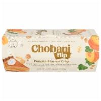Chobani Flix Low-Fat Greek Yougurn - Pumpkin Harvest Crisp - 4 ct / 5.3 oz