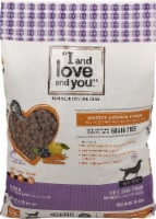 I and Love and You Poultry Palooza Dog Food