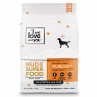 I and Love and You Nude Super Food Poultry Palooza High Protein Dry Dog Food
