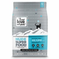 I and Love and You Surf N' Chick Cat Food