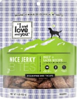 I and Love and You  Nice Jerky Bites   Beef + Lamb Recipe