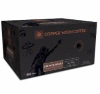 Copper Moon Dark French Roast Single Serve Coffee Pods - 80 ct