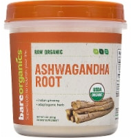BareOrganics Aswagandha Root Powder Dietary Supplement