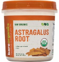 BareOrganics  Astragalus Root Powder Raw