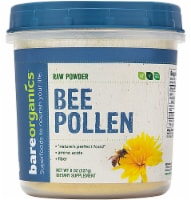 BareOrganics  Bee Pollen Powder Raw