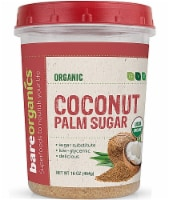 BareOrganics Coconut Palm Sugar