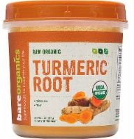 BareOrganics Turmeric Root Powder Dietary Supplement