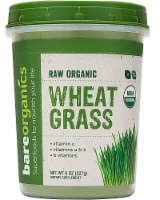 BareOrganics  Wheat Grass Powder Raw