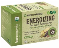 BareOrganics Energizing Black Tea Single Serve Cups - 12 ct