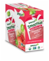 Sprout Organic Strawberry Banana Smoothie Toddler Food