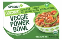 Sprout Organic Veggie Power Bowl