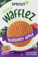 Sprout Organic Blueberry Apple Wafflez
