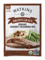 Waktkins Organic Brown Gravy Gourmet Seasoning Mix