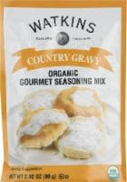 Waktins Organic Country Gravy Gourmet Seasoning Mix