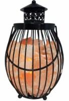 Himalayan Glow Natural Salt Lantern - 1 ct