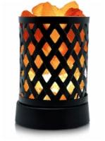 Himalayan Glow Natural Salt Lamp - Multicolor Basket - 1 ct