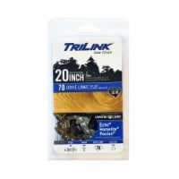 Trilink Saw Chain CL85070TL2 Full Chisel Saw Chain - 0.050 in. - 70 Drive Links - 1