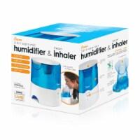 Crane 2-in-1 Warm Mist Humidifier - 1 ct