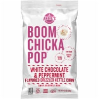 Angie's BOOMCHICKAPOP White Chocolate & Peppermint Flavored Kettle Corn Popcorn