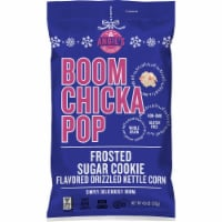 Angie's BOOMCHICKAPOP Frosted Sugar Cookie Flavored Kettle Corn Popcorn