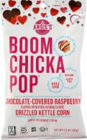 Angie's Boom Chicka Pop Chocolate Covered Raspberry Drizzled Kettle Corn Popcorn