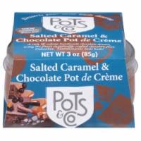 Pots & Co Salted Caramel and Chocolate Pot de Creme