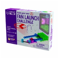 E-Blox Circuit Blox Build Your Own Fan Launch Challenge Kit