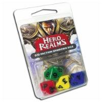 Legion Supplies LGNHER903 Hero Realms Dice - Set of 4