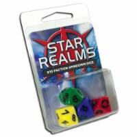 Legion Supplies LGNSTR984 Star Realms Dice - Set of 4