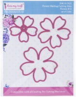 Dress My Craft Dies-Flower #3 2.16  To 3 - 1