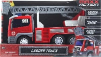 Maxx Action Realistic Lights and Sounds Trucks - Fire and Rescue Series - 1 ct