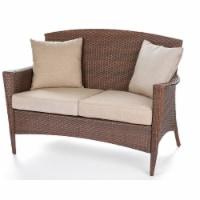 W Unlimited SW1305LS Galleon Collection Outdoor Garden Patio Furniture Loveseat