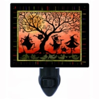 Halloween Decorative Photo Night Light. Moondance. Free Extra Picture For Lights. - 1