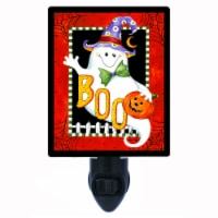 Halloween Decorative Photo Night Light. Ghost Boosters. Free Extra Picture For Lights. - 1
