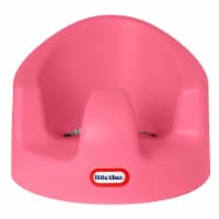 Little Tikes My First Seat Infant Toddler Foam Floor Support Baby Chair, Pink