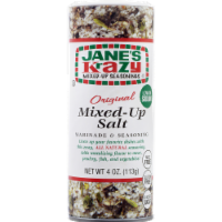 Jane's Krazy Mixed-Up Seasonings Original Mixed-Up Salt