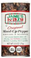 Jane's Krazy Mixed-Up Seasonings Mixed-Up Pepper Marinade & Seasoning