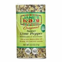 Jane's Marnde - Sweet Lime Pepper - 2.5 oz - Pack of 3
