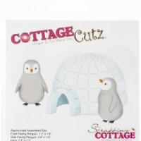 CottageCutz CC703 Penguin Ig Dies