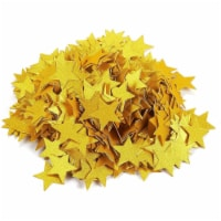 Gold Star Glitter Confetti, Birthday and Graduation Party Decorations (500 Pieces) - PACK