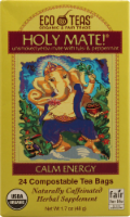 Eco Holy Mate Calm Energy Tea - 24 ct