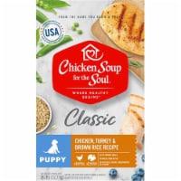 Chicken Soup 418417 No.28 Chicken Turkey & Brown Rice Recipe Adult Puppy Food - 1